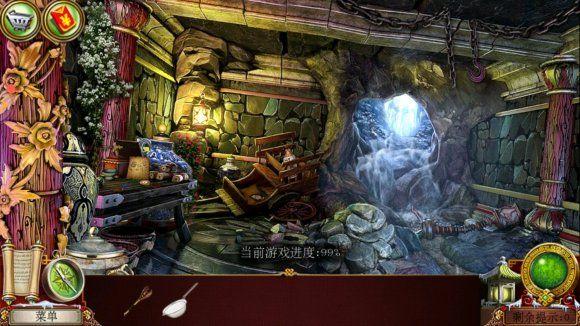 密室逃脱3逃出办公室3《西藏冒险世界尽头》粉筛怎么用?