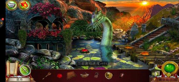 密室逃脱3逃出办公室3《西藏冒险世界尽头》游戏进度65%怎么过?