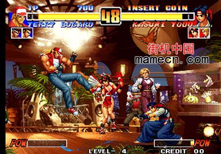 拳皇96二版 The King of Fighters '96(set2)
