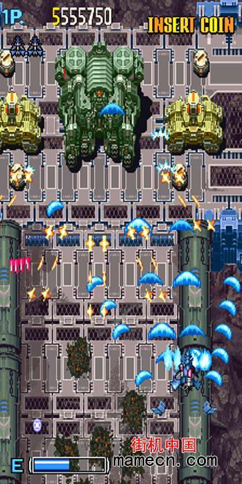 怒首领蜂2蜂暴100世界版 DoDonPachi II - Bee Storm(World, ver.100)