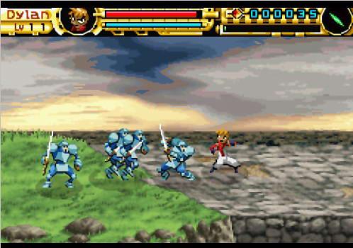 GBA游戏《守护英雄》原创赏析