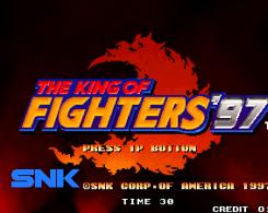 拳皇97正宗移植原版apk