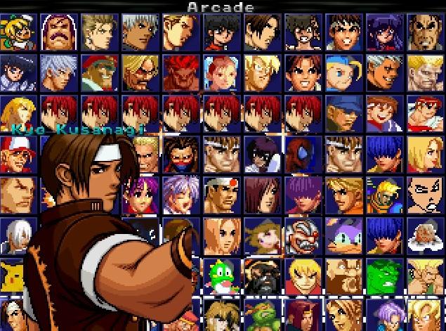 乱舞格斗2000手机版apk