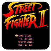 街头霸王2战斗宣言难度正常移植原版