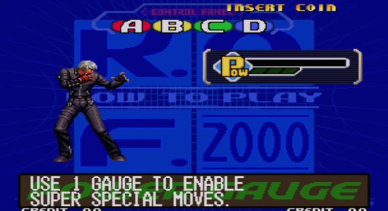 拳皇2000簡化版apk