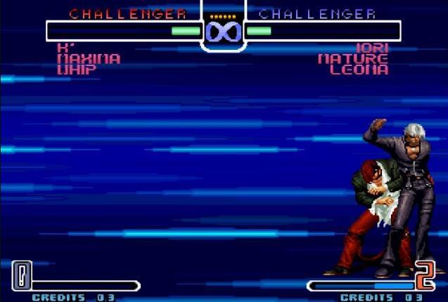 拳皇2002風云再起移植版apk