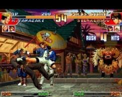 拳皇97降龙安卓版