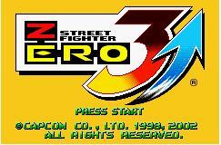 街头霸王ZERO3安卓版