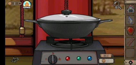 密室逃脱绝境系列8酒店惊魂熬酒的煤气灶怎么玩?