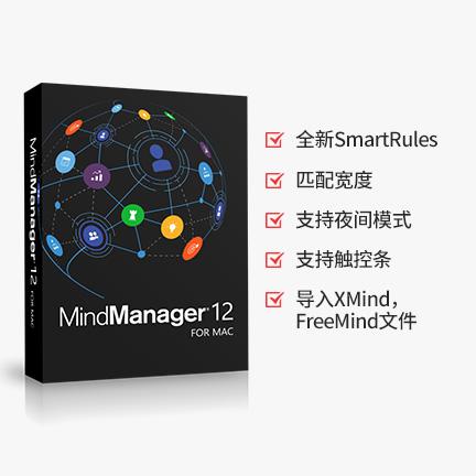 mindmanager含激活码序列号版