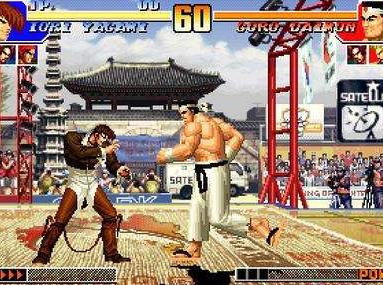 拳皇97最终决战出招简化版apk