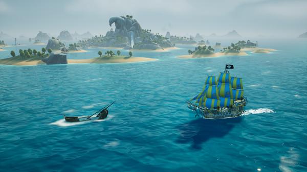 海洋之王绿色免安装版