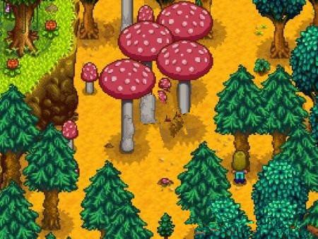 星露谷物语蘑菇蘑菇树MOD ManaUser版