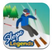 山坡滑雪中文版