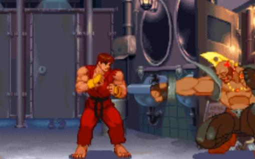 超级街头霸王2X对手无限气版apk