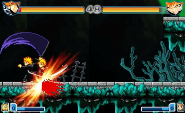 死神vs火影4.0中文版下载