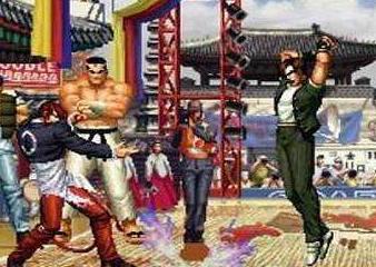 拳皇97完美版apk