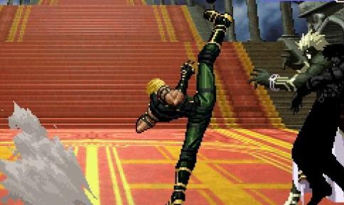 拳皇96终极简化版apk
