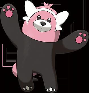 口袋妖怪:全新宝可梦穿著熊详细图鉴