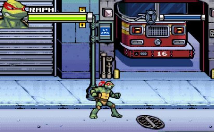忍者神龟安卓版联机版