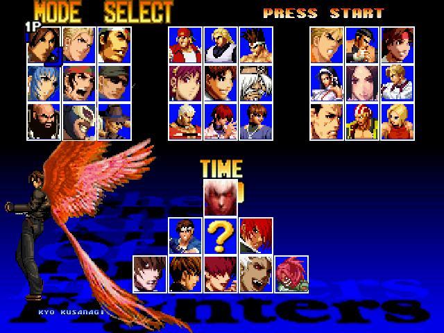 拳皇97完美免安装硬盘版