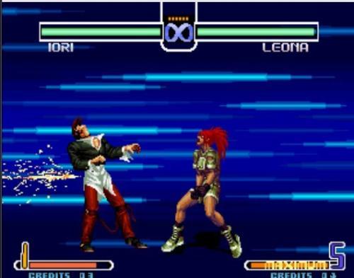 拳皇2002终极挑战魔法加强版2