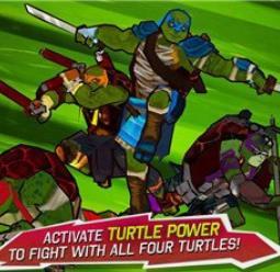 忍者神龟4完整版apk