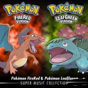 口袋妖怪火红版本和叶绿版本的区别分享