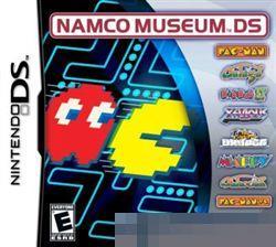 南梦宫博物馆DS手机移植版