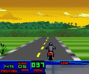0841 - 美洲大赛车 (Harley Davidson - Race Across America) 美版 手机版