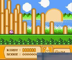 星之卡比 (Hoshi No Kirby - Yume No Izumi No Monogatari) 日版 手机版