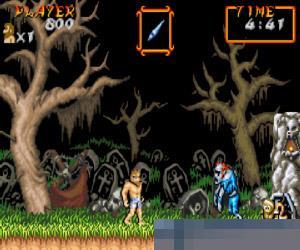 0603-超魔界村R (Super Ghouls'n Ghosts) 美欧版 手机版