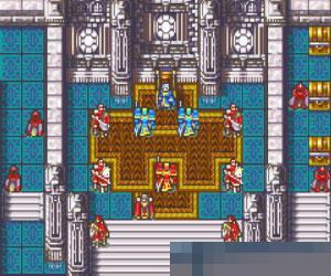 火炎之纹章圣魔之光石 (Fire EmblemThe Sacred Stones) 美版 手机版