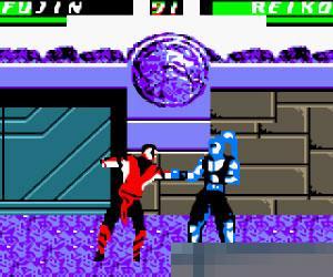 真人快打4 (Mortal Kombat 4) 美版手机版