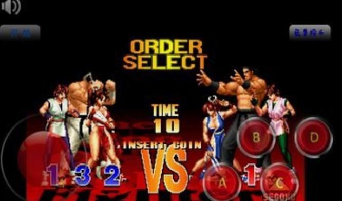 街机《拳皇97》简化版出招表介绍