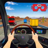 vr卡车驾驶模拟器