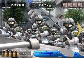 枪战射击街机八合一中文版