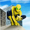超级蜘蛛英雄黑帮城市