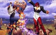 PSP拳皇2004风云再起安卓版