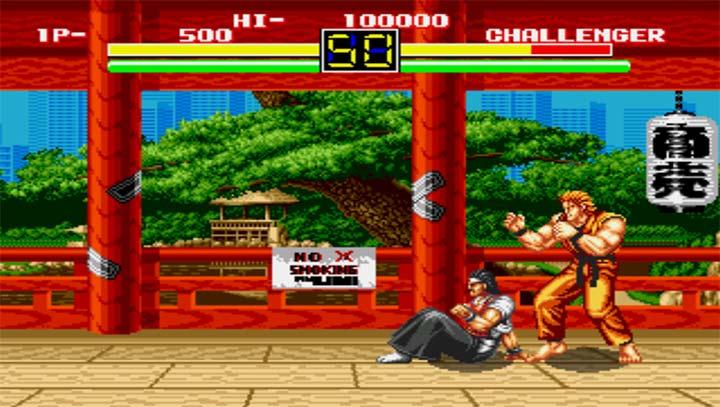 PSP龙虎之拳手游单机版