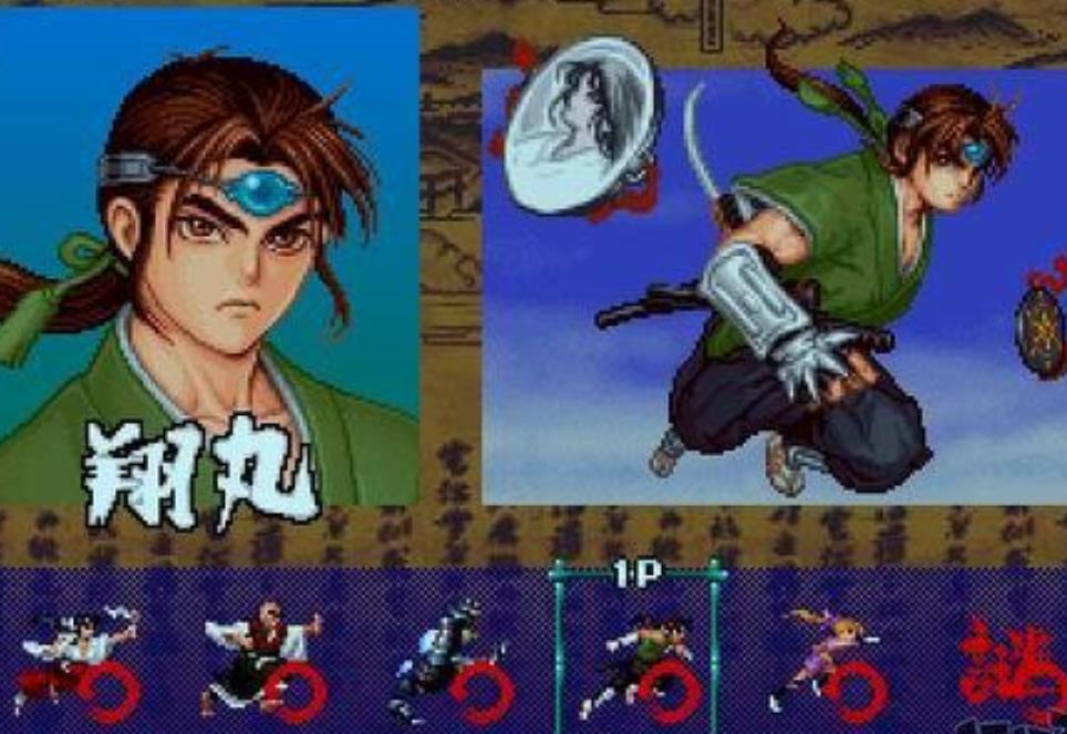 PSP战国之刃2隐藏人物版