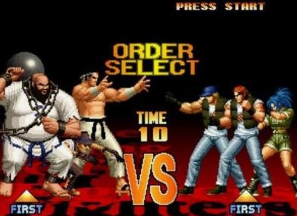 PS2拳皇97无限能量版