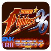 PSP拳皇96简化出招版