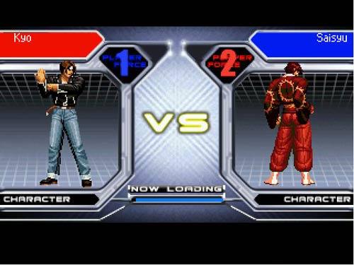 GBA拳皇2006最强版
