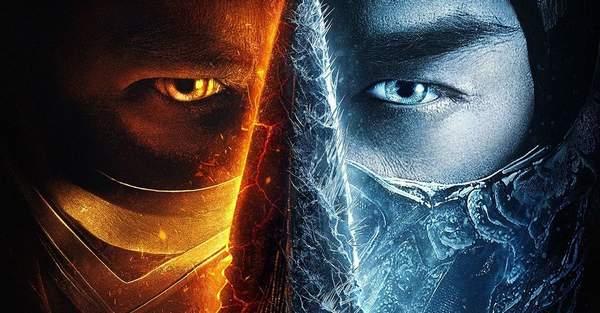 《真人快打》电影对战片段 蝎子和绝对零度用经典招数