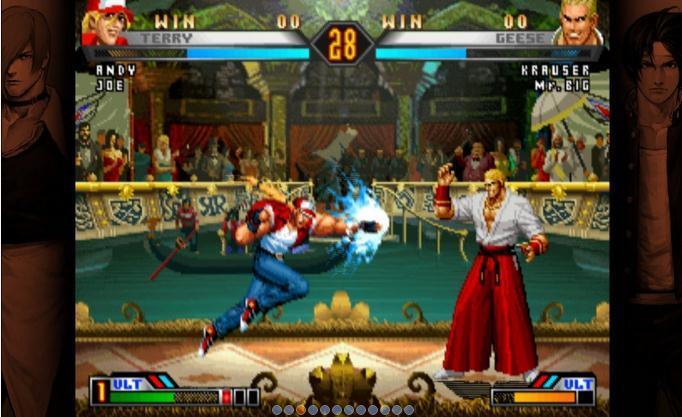 拳皇98完整版