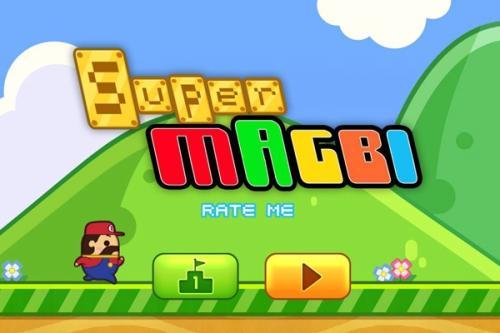 超级玛丽手机版游戏