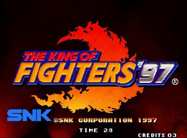 拳皇97无限出招版