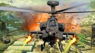 武装直升机安卓版apk