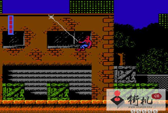 PSP蜘蛛侠汉化版